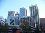 Perth Skyline - Western Australia