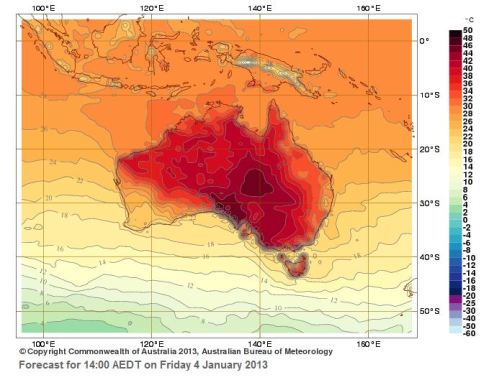 Hot Australia