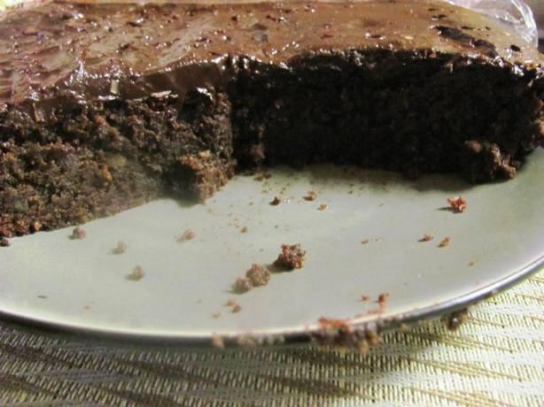 Chocolate Cake Inside