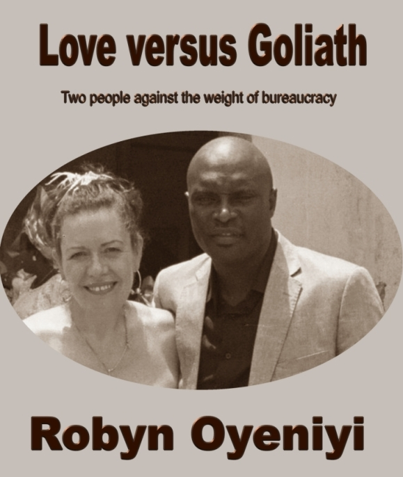 Love versus Goliath on Amazon