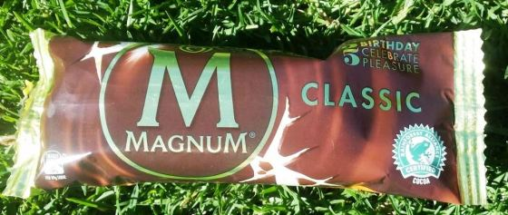 Guilty Pleasure - Magnum YUM