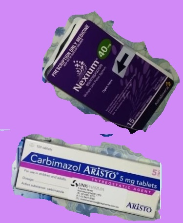 Reduced Medications