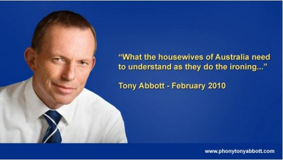 Our PM about Ironing