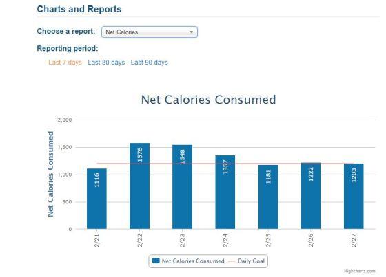 Net Calories